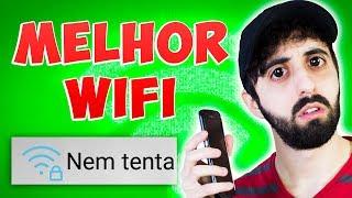 O MELHOR NOME DE WiFi