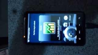HTC Desire Android corruption