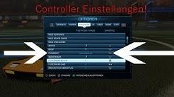 Meine Perfekten Controller Einstellungen! | XBOX/PS4 | Rocket League 🚀