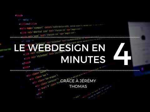 [VLOG] LE WEBDESIGN EN 4 MINUTES