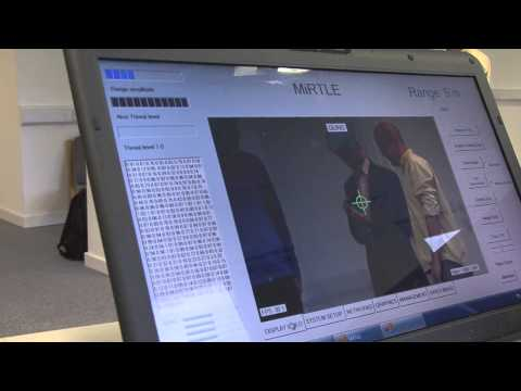 Sensors for the detection of concealed threats