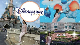 Disneyland Paris Vlog | Travel | Vloggers | Travelling | Vlogs |