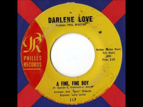 Darlene Love - A Fine, Fine Boy mp3