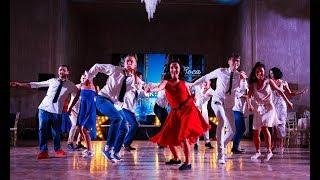 New York Gala Night party. Танец в стиле La-La-Land