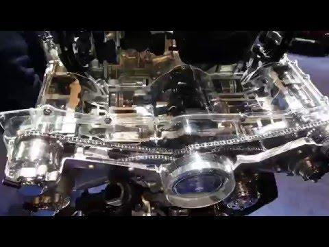 Subaru How The 4 Cylinder Boxer Engine Works