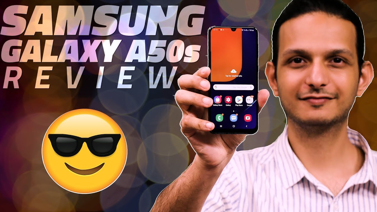 Samsung Galaxy A50s Review – Best New Phone Under Rs. 25,000 Right Now?