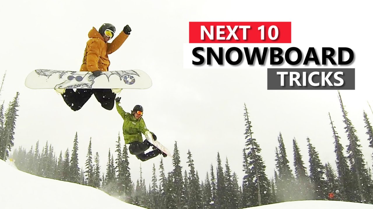 Snowboarding 101 - Basic Tips and Tricks for Snowboarding ...