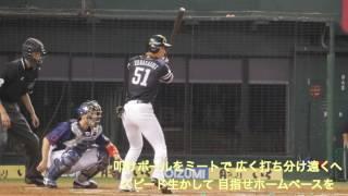 2017年5月19日 埼玉西武ライオンズvs福岡ソフトバンクホークス メットラ...
