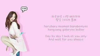 G.NA - Kiss Me (Playful Kiss OST) ENG Lyrics