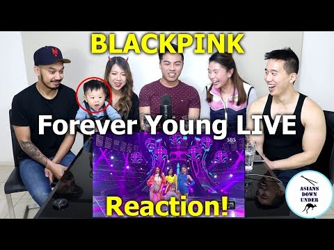 Free Download Blackpink - 'forever Young' Live | Reaction - Australian Asians Mp3 dan Mp4