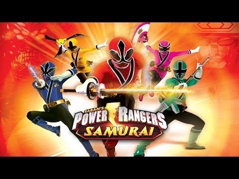 Power Rangers Samurai Walkthrough Complete Game