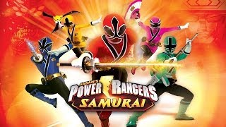 Power Rangers Samurai Walkthrough Complete Game
