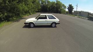 Video Review for 1984 Subaru loyale leone GL Hatchback White with ONLY 34K Miles Review & test-drive download MP3, 3GP, MP4, WEBM, AVI, FLV Oktober 2018