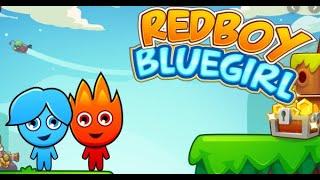 RedBoy and BlueGirl Full Gameplay Walkthrough