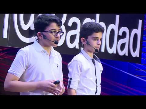 Water Hyacinth, The Problems And The Solutions | Muhammad Falah & Ehab Hashim | TEDxYouth@Baghdad