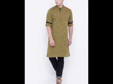 Latest Indian Kurtas For Men, Designer Mens Kurta, Latest Party Wear Kurtas