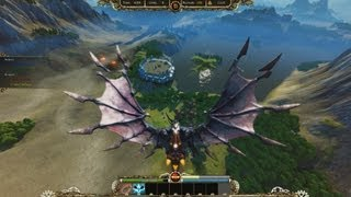 Divinity: Dragon Commander - Gameplay Demo