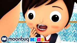 Wobbly Tooth Song! | Tooth Fairy | Nursery Rhymes and Kids Songs | Little Baby Bum
