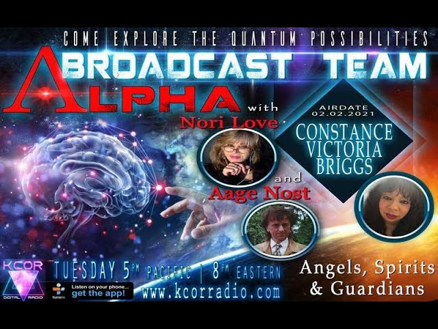 Angels and the Hierarchy of the Spiritual Worlds with Constance Victoria Briggs