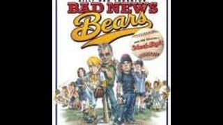 Watch Bad News Bears   Watch Movies Online Free(Morris Buttermaker (Thornton), an alcoholic pest removal worker and former professional baseball player (for a very short time), is recruited to coach and train a ..., 2015-08-25T07:29:24.000Z)