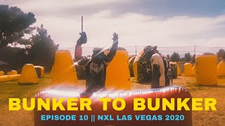 NXL Las Vegas 2020: A Divisional Paintball Story