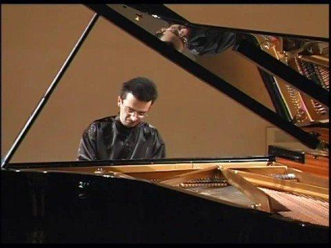 Andrea Bacchetti performs J.S. Bach in Parma