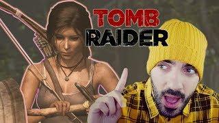 NO DEBIMOS CRUZAR ESA PUERTA... - Tomb Raider |#2| Gameplay Español ⭐️ iTownGamePlay