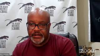 Black Wealth Conversation with Dr Boyce Watkins - 8/19/19