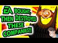 🎮 10 Companies EA Bought, Then DESTROYED!!! | Fact Hunt