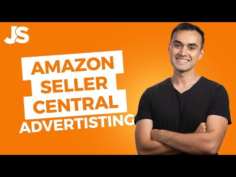 Amazon Seller Central Tutorial   Campaign Manager   Setup PPC