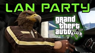 CATS vs BIRDS - GTA V PC (Hasta La Vista)