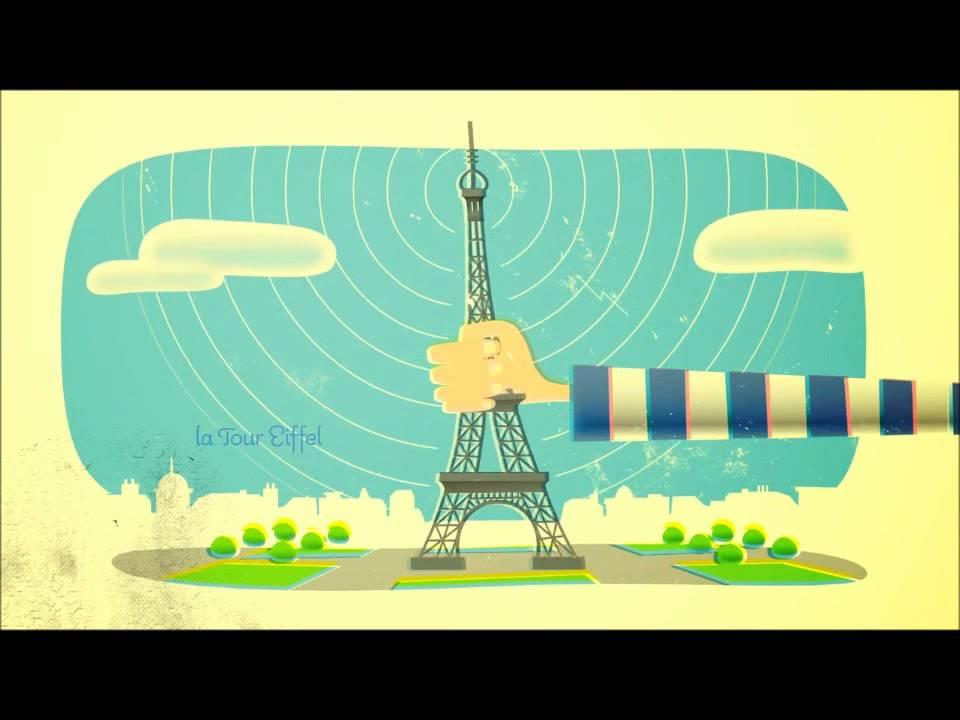 Clich les symboles de la france youtube for Audiovisuel exterieur de la france