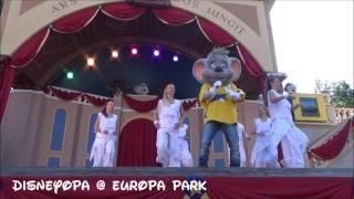 Europa Park Ed Euromaus Show 2016 DisneyOpa Europa-Park