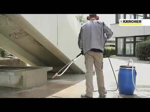 Hervorragend KÄRCHER Sand- / Nassstrahleinrichtung für Professional LU64