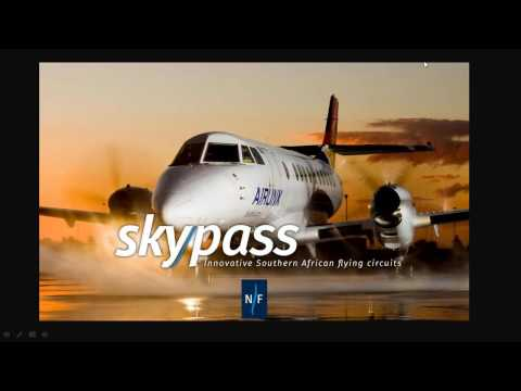 New Frontiers  Webinar  Introducing SkyPass: Innovative Southern Africa flying cir