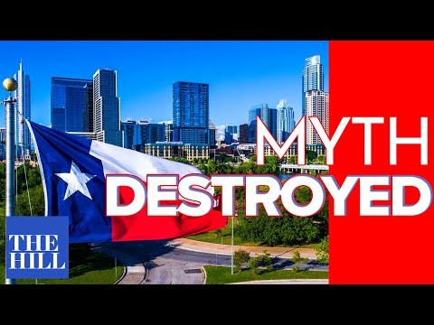 New Texas poll destroys electability myths