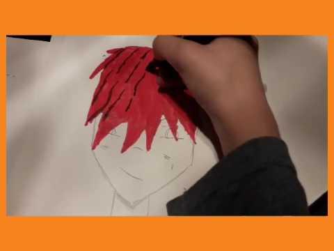 Anime Gesicht Zeichnen Leicht Letsdraw 001 Youtube