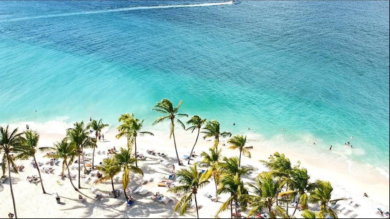How many flights to the Dominican Republic