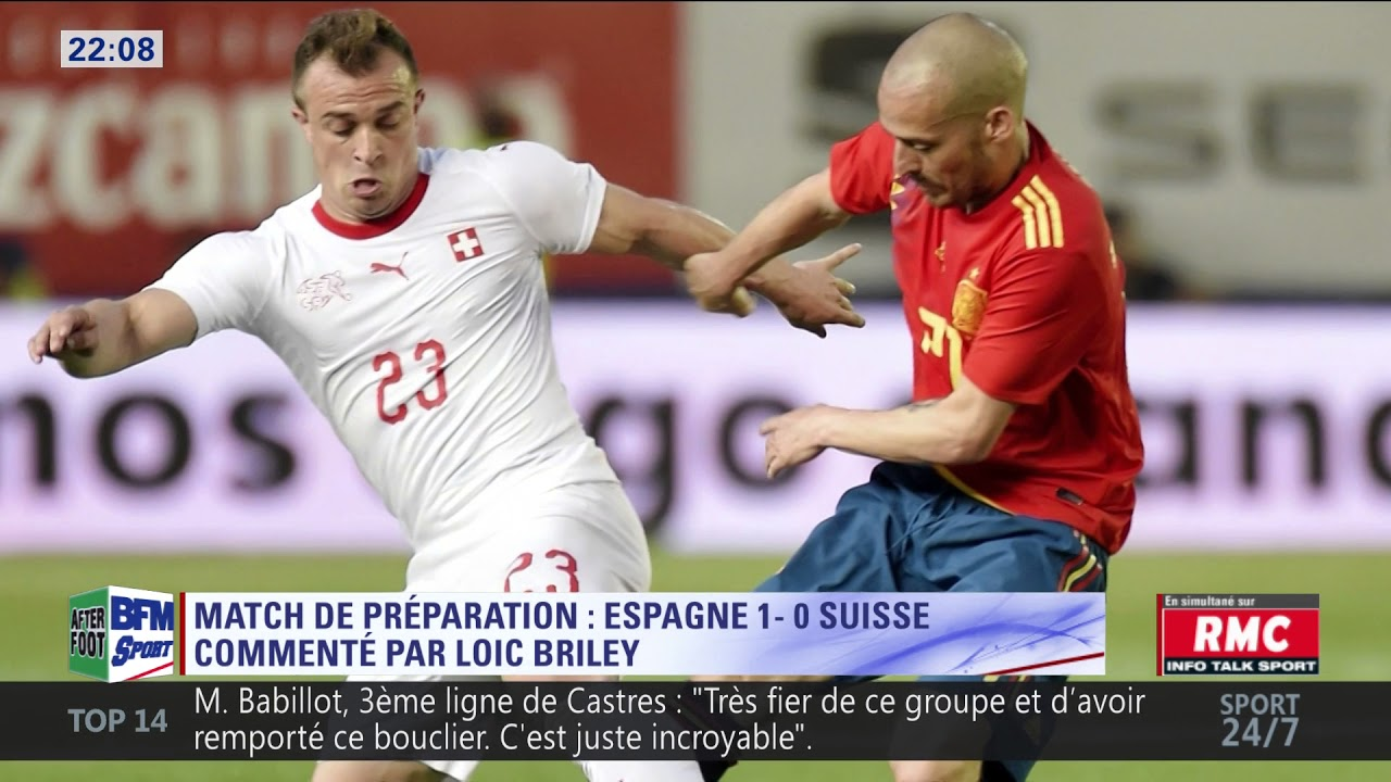 After Foot du dimanche 03/06 – Partie 1/6 - L'avis tranché de Pierre Ducrocq sur Pogba