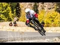 50 mph downhill cycling race in colorado   red bull road rage
