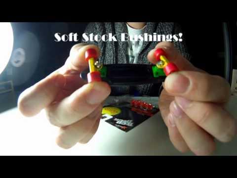 Tech Deck   Penny Unboxing & Spec Review