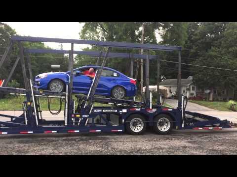 2016 WRX Limited Arriving At Van Bortel Subaru