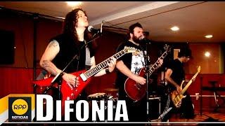 Rock Peruano│Charlie Parra y su banda Difonía en Desde El Estudio RPP
