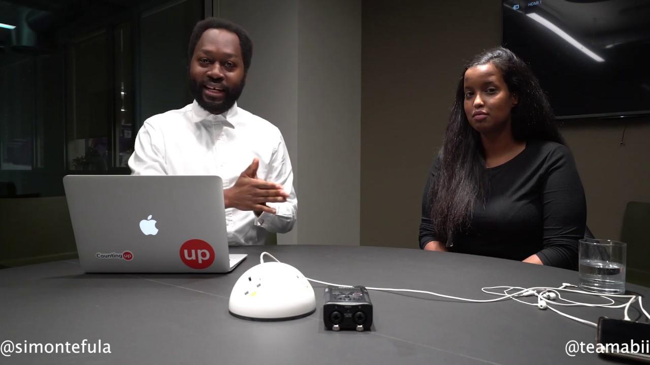 How I became a Software Engineer: Abi Mohamed Co-Founder @CGVenturesHQ The  Simon Tefula Show #2