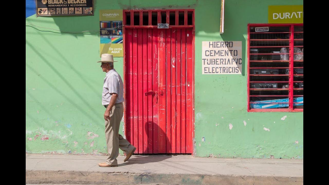 Поездка в Колумбию - часть 1