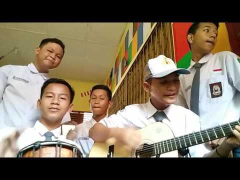 Wow, suara emas dari siswa yang membawakan lagu daerah NGEHUME dari Ogan Komering Ilir,
