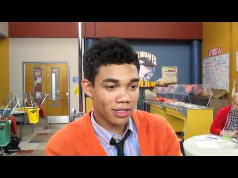 ROSHON FEGAN Shares Advice On Getting Over A Breakup!