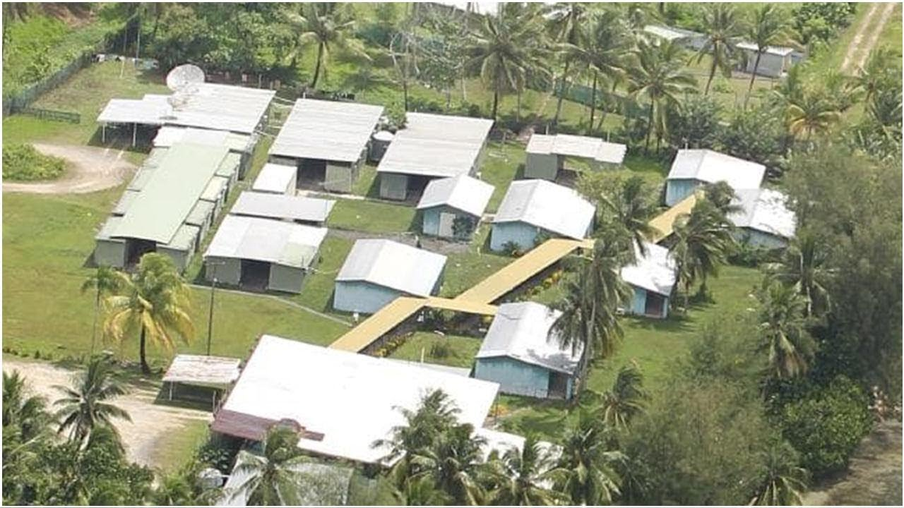 manus offshore detention centre - 1280×720