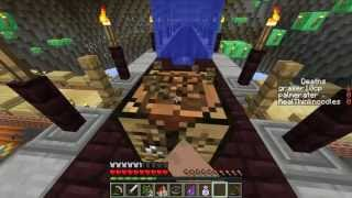Minecraft *EPIC* SPHERES PVP with Vikkstar123 & Friends