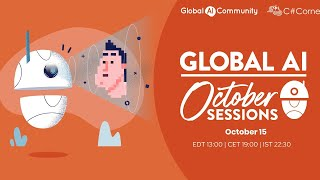 Computer Vision - Global AI October Sessions with C# Corner
